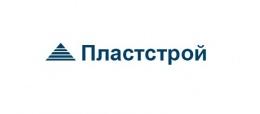 "Логотип компании ООО ""Пластстрой"""