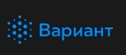 """Логотип компании ООО """"ТПК """"Вариант"""""""