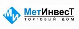 "Логотип компании ООО ""МетИнвесТ"""