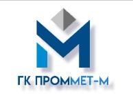 """Логотип компании ООО """"ГК ПроММет-М"""""""