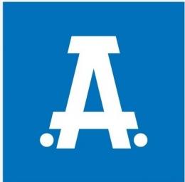 """Логотип компании АО """"Кубаньжелдормаш"""""""