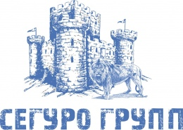 "Логотип компании ООО ""СЕГУРО ГРУПП"""