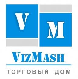 """Логотип компании Унитарное предприятие """"Торговый дом Визмаш"""""""