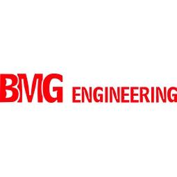 "Логотип компании ТОО ""BMG-Engineering"""