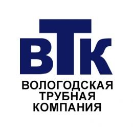 """Логотип компании ООО """"Вологодская Трубная Компания"""""""