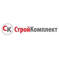"Логотип компании ОАО ""СтройКомплект"""