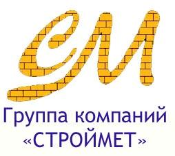 Логотип компании ООО ГК Строймет