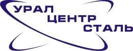 """Логотип компании ООО ПКФ """"УРАЛЦЕНТРСТАЛЬ"""""""