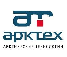 "Логотип компании АО ""Арктические технологии"""