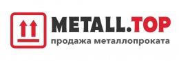 "Логотип компании ООО ""METALL.TOP"""