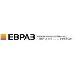 "Логотип компании ОАО ""ЕВРАЗ Металл Инпром"""