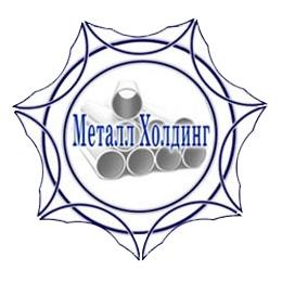 """Логотип компании ЗАО """"Металлхолдинг"""""""