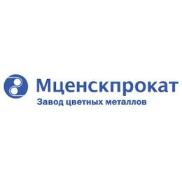 "Логотип компании ЗАО ""Мценскпрокат"""