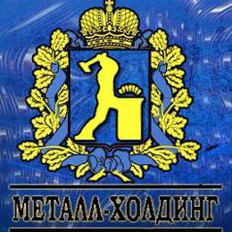 "Логотип компании ООО ""Металл-Холдинг"""