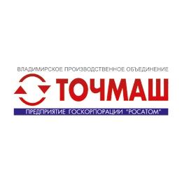 "Логотип компании ОАО ""ВПО ""Точмаш"""