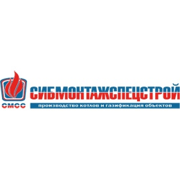 "Логотип компании ЗАО СМП ""Сибмонтажспецстрой"""