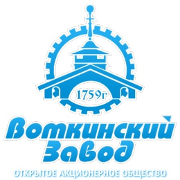 "Логотип компании ОАО ""Воткинский завод"""