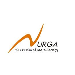 "Логотип компании ООО ""Юргинский машзавод"""