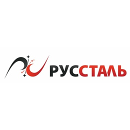 """Логотип компании ООО """"Руссталь"""""""