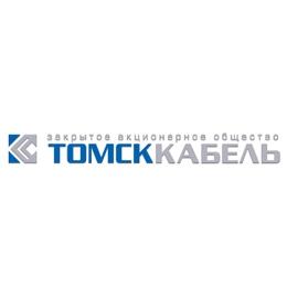 """Логотип компании ЗАО """"Томский кабельный завод"""""""