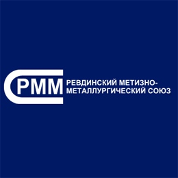 "Логотип компании ЗАО ""Ревдинский метизно-металлургический союз"""