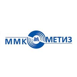 """Логотип компании ОАО """"ММК-МЕТИЗ"""""""