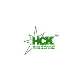 """Логотип компании ООО """"НСК-Зеленоградский Электродный Завод"""""""