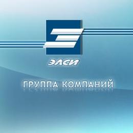 """Логотип компании ЗАО """"ЭЛСИ Стальконструкция"""""""