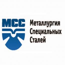 """Логотип компании ЗАО """"Металлургия специальных сталей"""""""