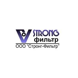 """Логотип компании ООО """"Стронг-Фильтр"""""""