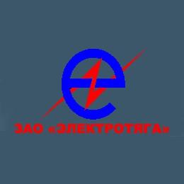 "Логотип компании ЗАО ""Электротяга"""