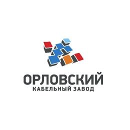 """Логотип компании ЗАО """"Орловский Кабельный Завод"""""""