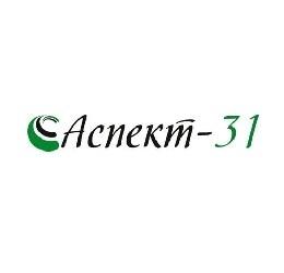"""Логотип компании ООО """"Аспект - 31"""""""