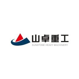 """Логотип компании ООО """"Шанхайская компания тяжелого  оборудования Шань Чжо"""""""
