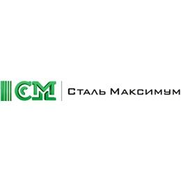 """Логотип компании ООО """"Сталь-Максимум"""""""