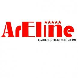 "Логотип компании ООО ""Арелайн"""