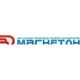 "Логотип компании ОАО НПО ""Магнетон"""