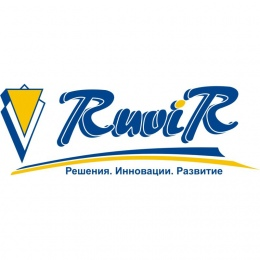 "Логотип компании ООО ""Рувир"""