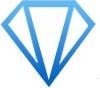 """Логотип компании АО ТД """"Кристалл"""""""
