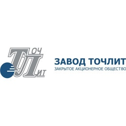"Логотип компании ЗАО ""Завод Точлит"""