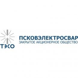 "Логотип компании ЗАО ""Псковэлектросвар"""