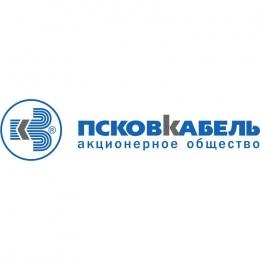 """Логотип компании АО """"Псковский кабельный завод"""""""