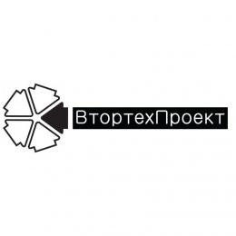 "Логотип компании ООО ""ВтортехПроект"""