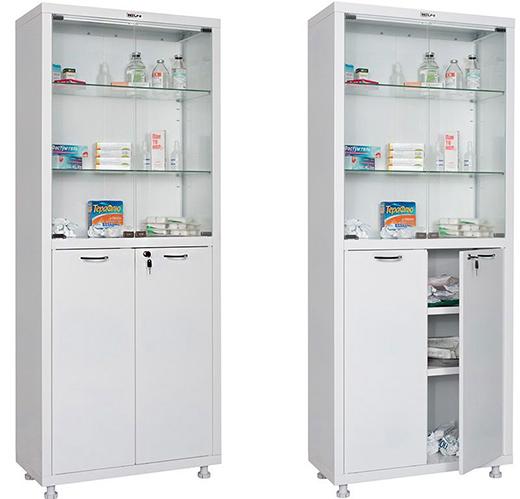 металлическая медицинская мебель