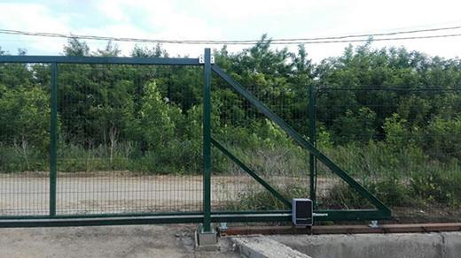 забор из панелей 3d properimetr.ru