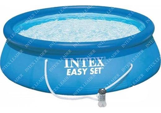 удобный надувной бассейн для детей