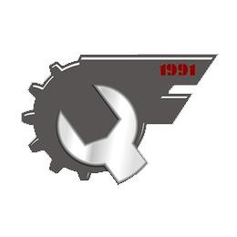 """Логотип компании ООО  """"Уральский станкоремонтный завод"""""""