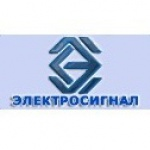 "Логотип компании ОАО ""Электросигнал"""