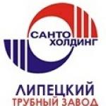 """Логотип компании ОАО """"Липецкий трубный завод"""""""