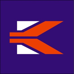 "Логотип компании ОАО ""Новосибирский металлургический завод"""
